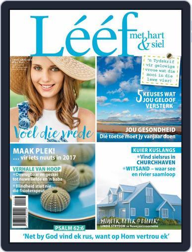 Lééf January 1st, 2017 Digital Back Issue Cover