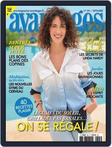 Avantages Magazine (Digital) September 1st, 2021 Issue Cover