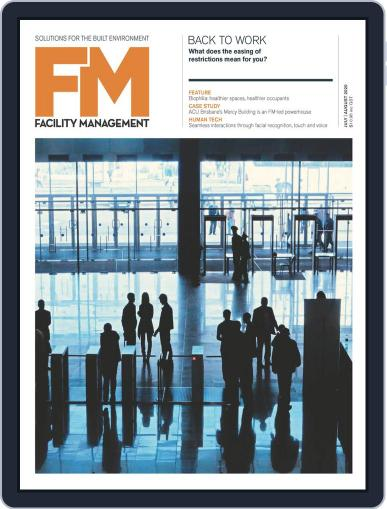Facility Management Magazine (Digital) July 1st, 2020 Issue Cover