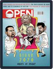 Open India Magazine (Digital) Subscription October 16th, 2020 Issue