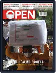 Open India Magazine (Digital) Subscription January 15th, 2021 Issue