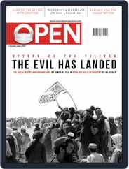 Open India Magazine (Digital) Subscription July 23rd, 2021 Issue