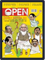 Open India Magazine (Digital) Subscription March 5th, 2021 Issue