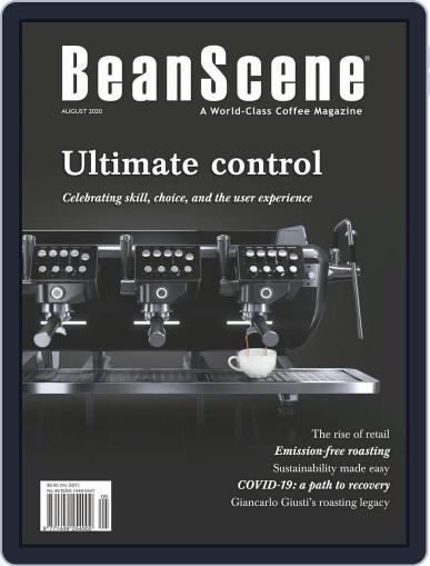 BeanScene Magazine (Digital) August 1st, 2020 Issue Cover