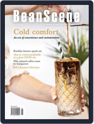 BeanScene Magazine (Digital) October 1st, 2021 Issue Cover
