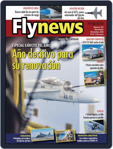 Fly News Magazine (Digital) December 23rd, 2020 Issue Cover