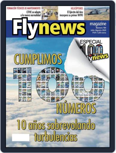 Fly News Magazine (Digital) July 1st, 2020 Issue Cover
