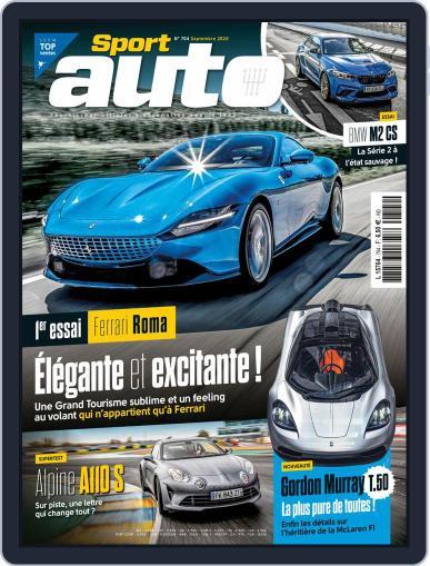 Sport Auto France Magazine (Digital) September 1st, 2020 Issue Cover