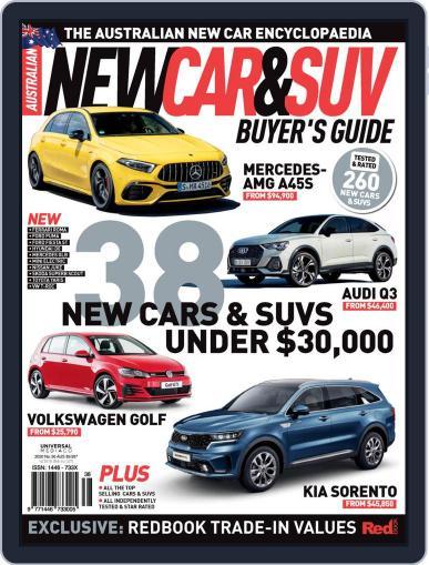 Australian New Car Buyer Magazine (Digital) December 1st, 2020 Issue Cover