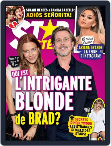 Star Système Magazine (Digital) September 25th, 2020 Issue Cover