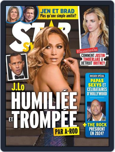 Star Système Magazine (Digital) March 12th, 2021 Issue Cover
