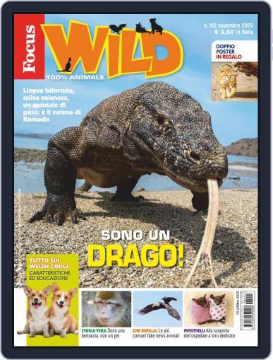 Focus Wild Magazine (Digital) November 1st, 2020 Issue Cover