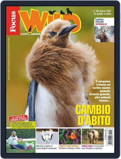 Focus Wild Magazine (Digital) March 1st, 2021 Issue Cover