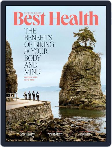Best Health Magazine (Digital) April 1st, 2021 Issue Cover