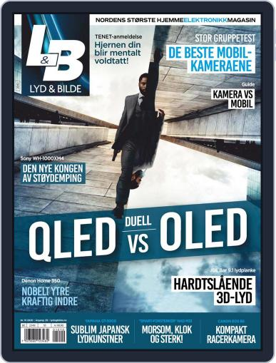 Lyd & Bilde Magazine (Digital) October 1st, 2020 Issue Cover