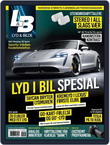 Lyd & Bilde Magazine (Digital) September 1st, 2020 Issue Cover