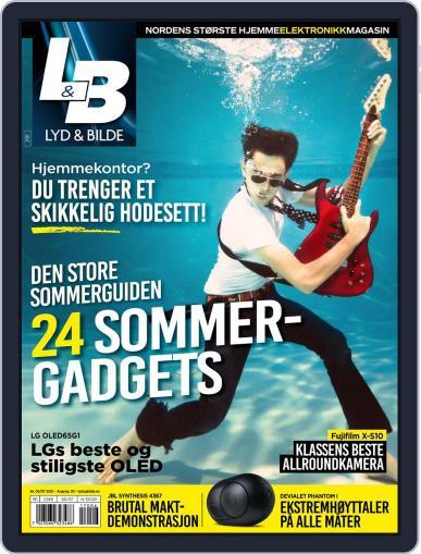 Lyd & Bilde Magazine (Digital) June 1st, 2021 Issue Cover