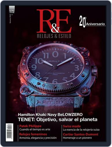 R&e-relojes&estilográficas Magazine (Digital) May 1st, 2020 Issue Cover