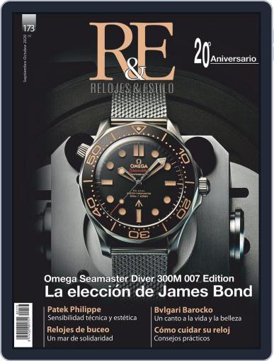 R&e-relojes&estilográficas Magazine (Digital) September 1st, 2020 Issue Cover