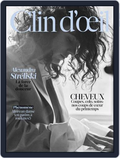 Clin D'oeil Magazine (Digital) May 1st, 2021 Issue Cover