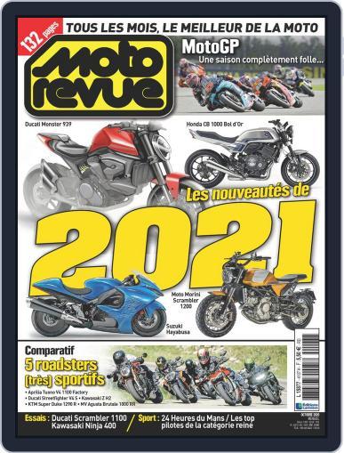Moto Revue Magazine (Digital) September 13th, 2020 Issue Cover