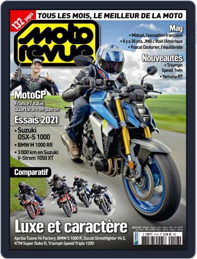 Moto Revue Magazine (Digital) July 1st, 2021 Issue Cover