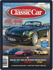 NZ Classic Car Magazine (Digital) Subscription October 1st, 2020 Issue