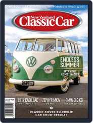 NZ Classic Car Magazine (Digital) Subscription March 1st, 2021 Issue