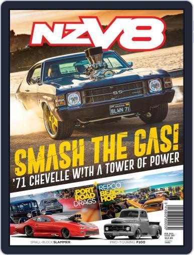 NZV8 Magazine (Digital) February 1st, 2021 Issue Cover