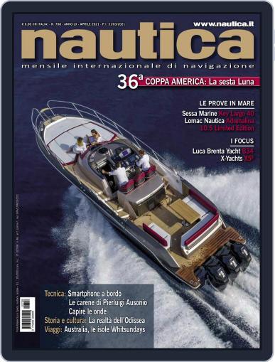 Nautica Magazine (Digital) April 1st, 2021 Issue Cover