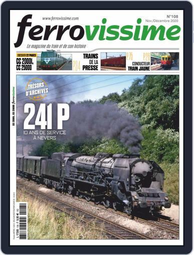 Ferrovissime Magazine (Digital) November 1st, 2020 Issue Cover