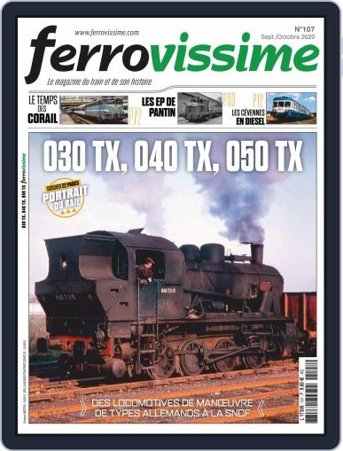 Ferrovissime Magazine (Digital) September 1st, 2020 Issue Cover