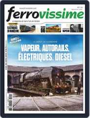 Ferrovissime Magazine (Digital) Subscription March 1st, 2021 Issue