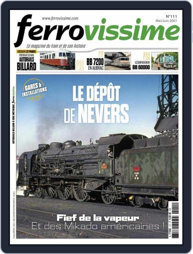 Ferrovissime Magazine (Digital) May 1st, 2021 Issue Cover