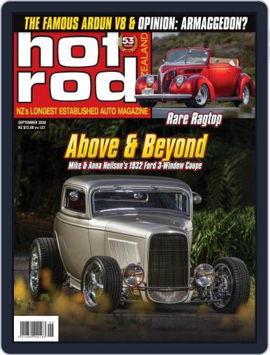 NZ Hot Rod Magazine (Digital) September 1st, 2020 Issue Cover