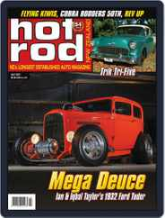 NZ Hot Rod Magazine (Digital) Subscription July 1st, 2021 Issue
