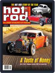 NZ Hot Rod Magazine (Digital) Subscription October 1st, 2021 Issue