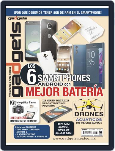 Gadgets July 5th, 2017 Digital Back Issue Cover