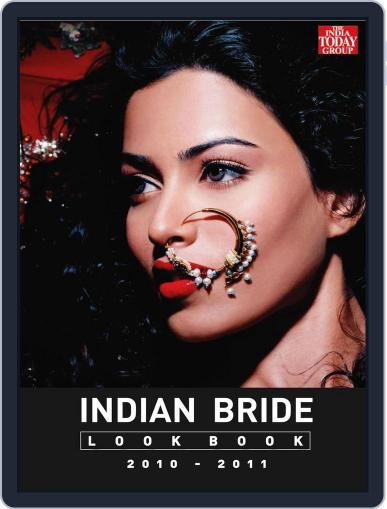 Indian Bride Look Book 2010-2011 February 11th, 2011 Digital Back Issue Cover