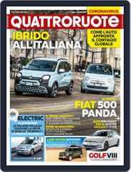 Quattroruote Magazine (Digital) Subscription April 1st, 2020 Issue