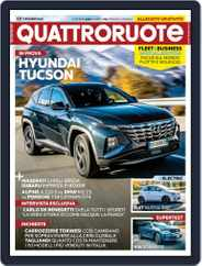 Quattroruote Magazine (Digital) Subscription December 1st, 2020 Issue