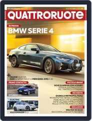 Quattroruote Magazine (Digital) Subscription November 1st, 2020 Issue