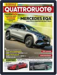 Quattroruote Magazine (Digital) Subscription April 1st, 2021 Issue