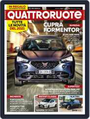 Quattroruote Magazine (Digital) Subscription January 1st, 2021 Issue