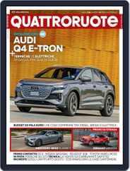 Quattroruote Magazine (Digital) Subscription July 1st, 2021 Issue