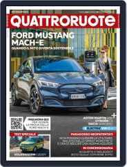 Quattroruote Magazine (Digital) Subscription March 1st, 2021 Issue