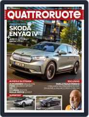 Quattroruote Magazine (Digital) Subscription May 1st, 2021 Issue