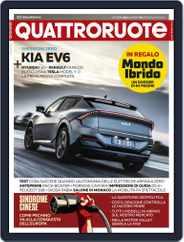 Quattroruote Magazine (Digital) Subscription October 1st, 2021 Issue