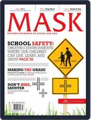 Mask The Magazine (Digital) Subscription August 11th, 2021 Issue