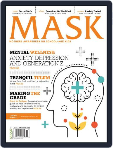 Mask The Magazine (Digital) February 10th, 2021 Issue Cover